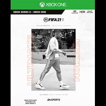 🟢FIFA 21 Ultimate Xbox One & Xbox Series X|S  Account