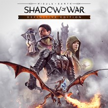 Middle-earth Shadow of War Definitive XBOX ONE PC X|S🔑