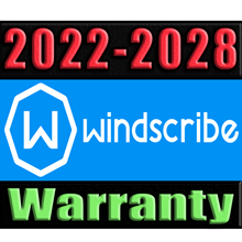 WINDSCRIBE   VPN PRO Premium till 2021-2032✅ WARRANTY🔥