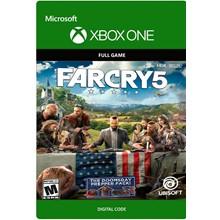 Far Cry 5 - (XBOX) 🌎KEY