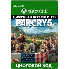 Far Cry 5 XBOX ONE/Xbox Series X|S ключ