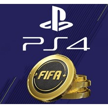 FIFA 21 PS4 Ultimate Team Coins (coins) discounts + 5%