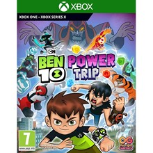 ✅ Ben 10: Power Trip XBOX ONE Digital Key  🔑