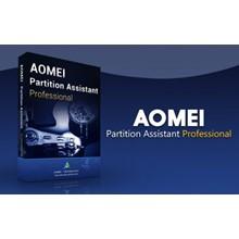 AOMEI Partition Assistant Pro LIFETIME LICENSE