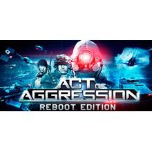 Act of Aggression Reboot Ed. - STEAM Key - Region Free