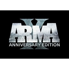 Arma X: ANNIVERSARY EDITION (Steam/Global)