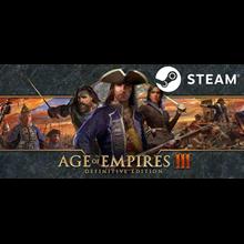 ⭐️ Age of Empires III Definitive - STEAM (Region free)
