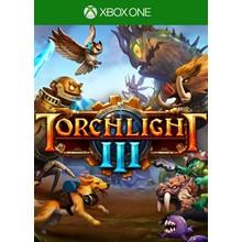 ✅ Torchlight III XBOX ONE SERIES X|S Digital Key 🔑