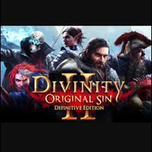 🔶Divinity: Original Sin 2 - Definitive Edition (STEAM)