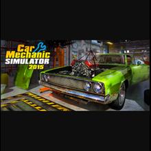 Car Mechanic Simulator 2015 (STEAM KEY/GLOBAL)+BONUS