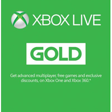 Xbox Live GOLD 3 Months. Region Free. GIFT + PROMOTION