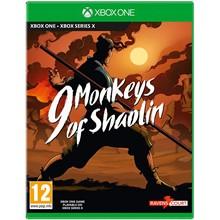 ✅ 9 Monkeys of Shaolin XBOX ONE/X S Digital Key 🔑