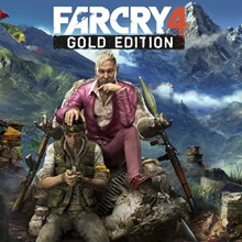 FAR CRY 4 GOLD EDITION XBOX ONE / XBOX SERIES X|S 🔑
