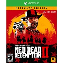 RDR 2 ULTIMATE EDITION XBOX ONE, SERIES X|S 🔑KEY