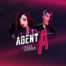 Agent A: A puzzle in disguise XBOX ONE / SERIES X|S 🔑