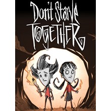 Don't Starve Together (Account rent Steam)