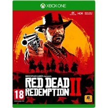 ✅ RED DEAD REDEMPTION 2 XBOX ONE & SERIES X|S 🔑 KEY