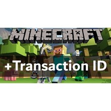 Minecraft full access with Transaction ID mail