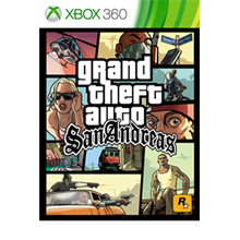GTA San Andreas XBOX ONE For Rent