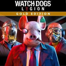 Watch Dogs Legion Gold Edition 🔥 Xbox ONE/Series X|S