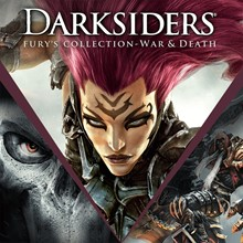 Darksiders Fury´s Collection XBOX ONE / SERIES X|S 🔑