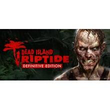 Dead Island Riptide Definitive Region Free/ STEAM KEY ✅
