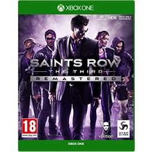 🌍 Saints Row The Third Remastered XBOX / КЛЮЧ 🔑