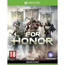 For Honor Standard Edition XBOX ONE & SERIES X|S 🔑 KEY