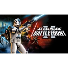 Star Wars: Battlefront II (2005 key)