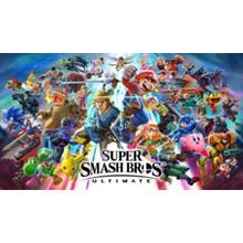 Super Smash Bros + Pokémon™ Shield + TOP Game Switch