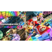 Mario Kart™ 8 + Super Smash Bros + TOP Game Switch
