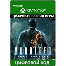 Murdered Soul Suspect XBOX ONE key