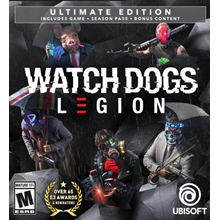 Watch Dogs: Legion Ultimate+ GLOBAL+PATCHES⭐️TOP⭐