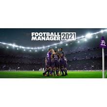 Football Manager 2021 (Steam Gift RU)