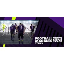 Football Manager 2021 Touch (Steam Gift RU)