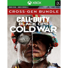CALL OF DUTY: BLACK OPS COLD WAR CROSS-GEN XBOX X S🔑