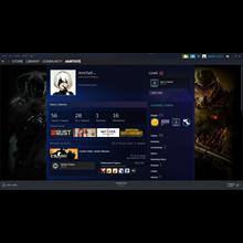 Steam Account 56 Games + 28 DLC