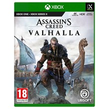 Assassin´s Creed Valhalla XBOX ONE / SERIES X|S 🔑
