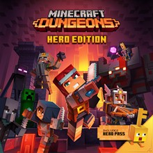 Minecraft Dungeons HERO Edition - Windows 10 activation