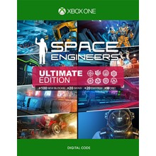 🟢Space Engineers: Ultimate Edition 2020 |XBOX ONE|🔑