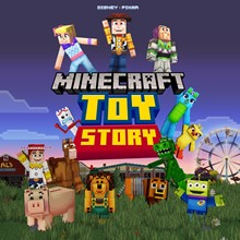 Minecraft Toy Story Mash-up DLC XBOX ONE / SERIES X|S🔑