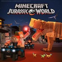 Minecraft Jurassic World DLC XBOX ONE / SERIES X S 🔑