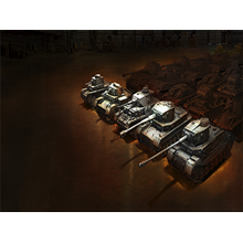 WoT Prem Tanks to choose from -15% of the price