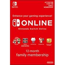 Nintendo Switch Online Family Membership 12 MONTHS EU