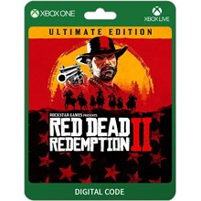 ✅ Red Dead Redemption 2 Ultimate XBOX ONE X|S Key 🔑