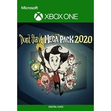 ✅ Don´t Starve Mega Pack 2020 XBOX ONE|X|S Key 🔑