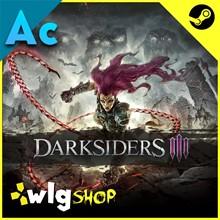 ⚫ Darksiders III Deluxe 🟡 OFFLINE ACTIVATION   STEAM🔝