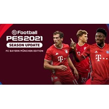 eFootball PES 2021 SEASON UPDATE: FC Bayern München