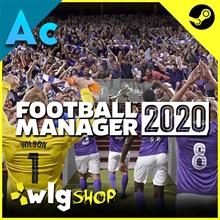 ⚫ FOOTBALL MANAGER 2020 🟡 OFFLINE ACTIVATION STEAM 🔝