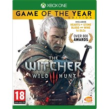 🟢 The Witcher 3: Wild Hunt Game of the Year Xbox One